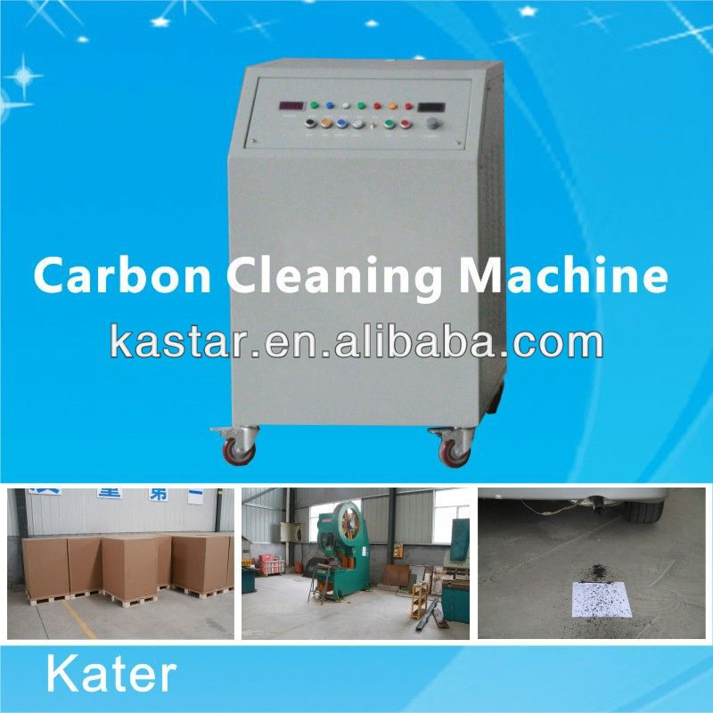 electric car for disable oxyhydrogen flame carbon cleaning machine for car engine