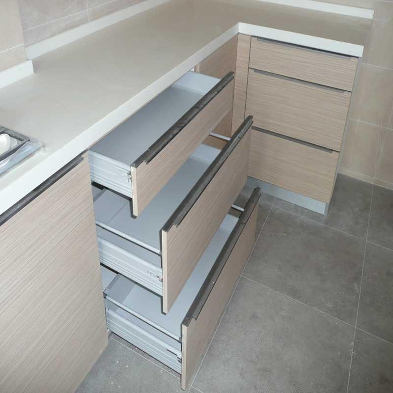Kitchen Cabinet Hardware Sliding Closet Door Rails