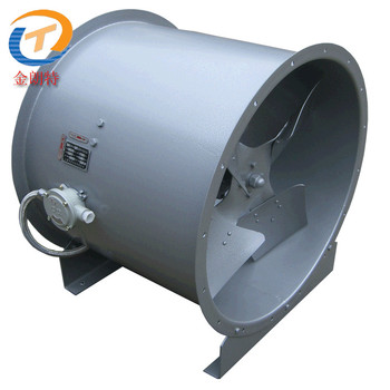 Portable Explosion Proof Axial Flow Exhaust Ventilator ...