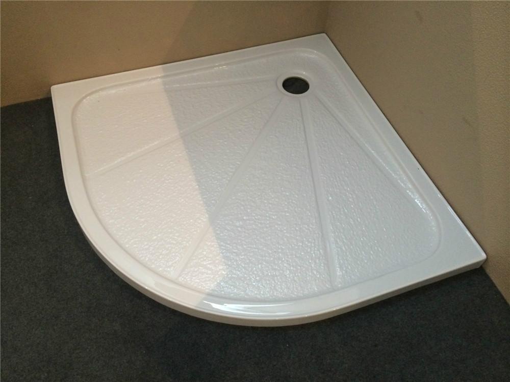 sector material acrlico bao plato de ducha de hangzhou china