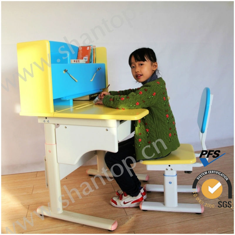 High Quality Adjustable Children Study Table   Buy Height Adjustable Wood Study  Table,High Quality Children Study Table,Wooden Children Study Table Product  ...