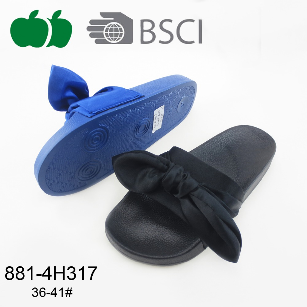 Comfortable summer fashion lady pcu slipper
