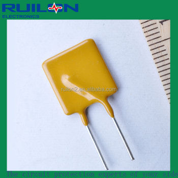 30v thermistor temperature range PTC RL30-160 positive thermal coefficient resistors
