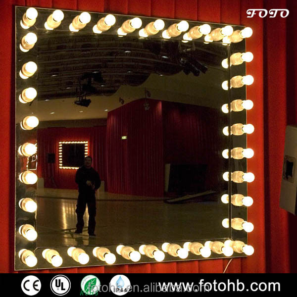 2017 Newest Style LED Hollywood Lighted Makeup Mirror