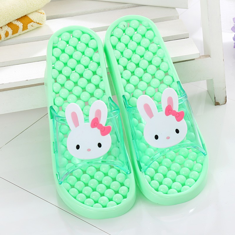 Beixiduo summer hot sale anti-slip bath slipper pvc strap slipper home soft slippers