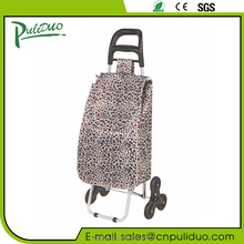 Promotional Collapsible Foldable Hand Trolley Bag For Shopping