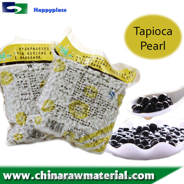 Chewy tapioca pearl for bubble tea on sale