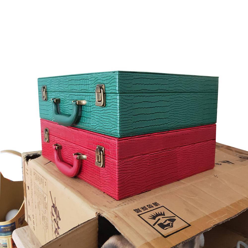 Partai besar kelas tinggi Retro kulit Bagasi & Travel Bags