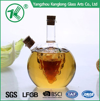 Top Quality decorative vinegar bottles for your kitchen With Bottom Price