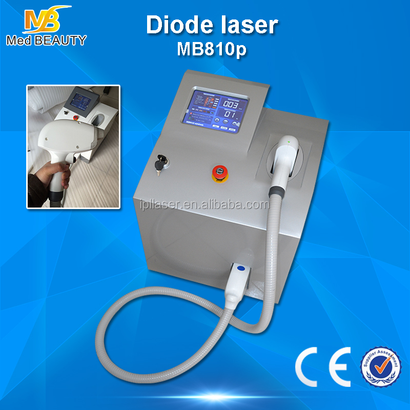 808nm diode laser professional hair removal machine