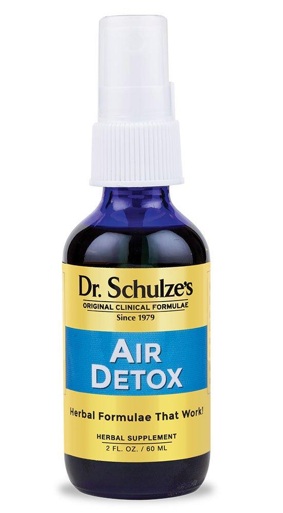 Dr. Schulze's Air Detox Essential Oil Purifying Spray (2 oz.)