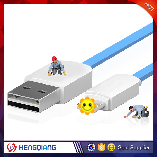3cm Cheap high quality micro 2.0 tpe usb cable in large stock