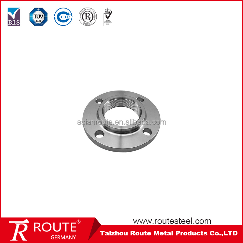 1.4308 stainless steel welded collar flange weight for floor