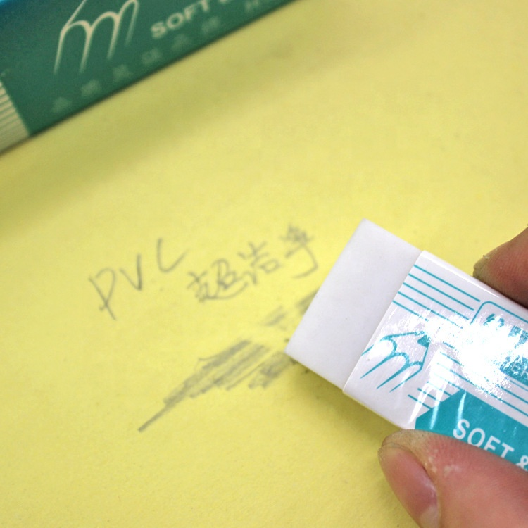 high quality Soft TPR rubber eraser for school cheap Pencil eraser