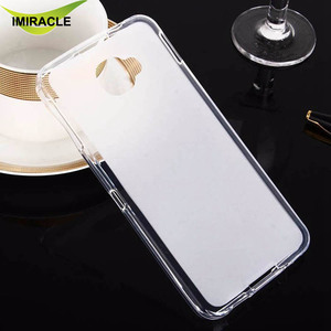 Matte Pudding Soft TPU Cover For Alcatel One Touch Idol 4S Smart Phone Back Case