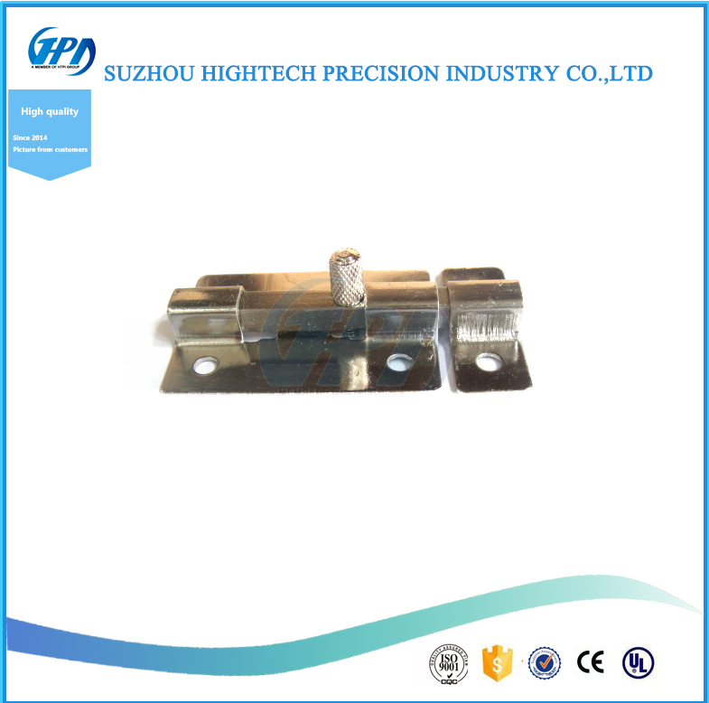 Sliding Doors Bolt Latch Locks / Stainless Steel Latches