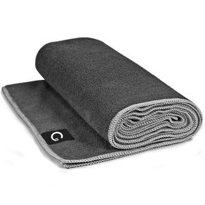 Eco Friendly Fabrics Gym Private Label Custom Wholesale Microfiber Yoga Towel with Pocket