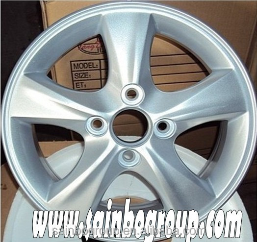 High quality alloy wheel for car F4052