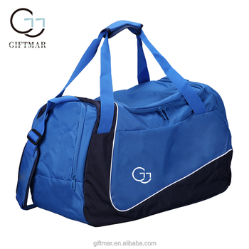 New design fashion gym duffle bag canvas, gym bags with custom logo