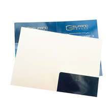 File folder with fancy high quality manufactured in China yiwu cardboard paper