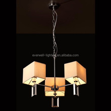 Stainless Steel Polished contemporary pendant light