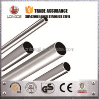 Round Stainless Steel Piping / Tube 69
