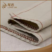 Longda Manufacture eco-friendly woven wholesale dress fabric