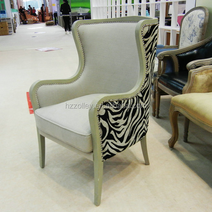 Ergonomic Living Room Chair Drawing Room Chairs Hotel Room Chair