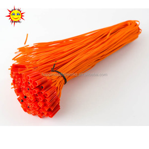 Liuyang Happiness 50cm e-matches electric igniter fireworks pyrotechnic display igniters for big fireworks display