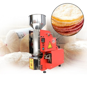 automatic instant puffed rice cake machinefor snacks food