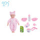Eco-Friendly Mini Bebe Reborn Silicone For Reborn Doll Toddler With AZO