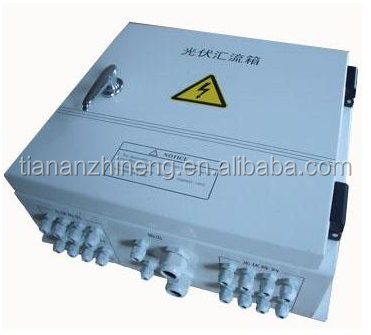 Tianan Smart Grid TUV Certified solar panel junction box For the Solar Power System For the International Market