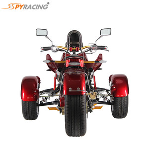 China Wholesale Conquer The Mountain Red Quad Atv 250Cc