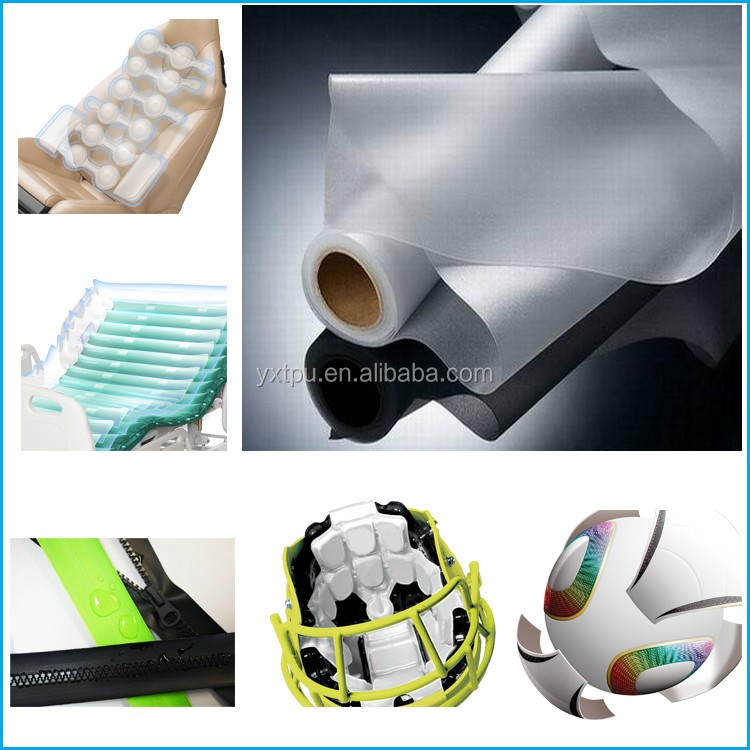 Waterproof Breathable TPU film