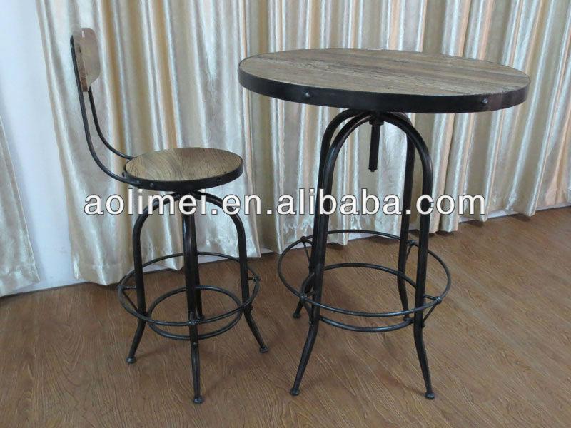 Vintage Swivel Bar Stool Table Stools Product On Alibaba