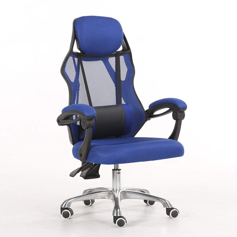 High Back Swivel Office Chair with footrest,Mesh Ergonomic Executive Task Chair Computer Chair Desk Chair-D