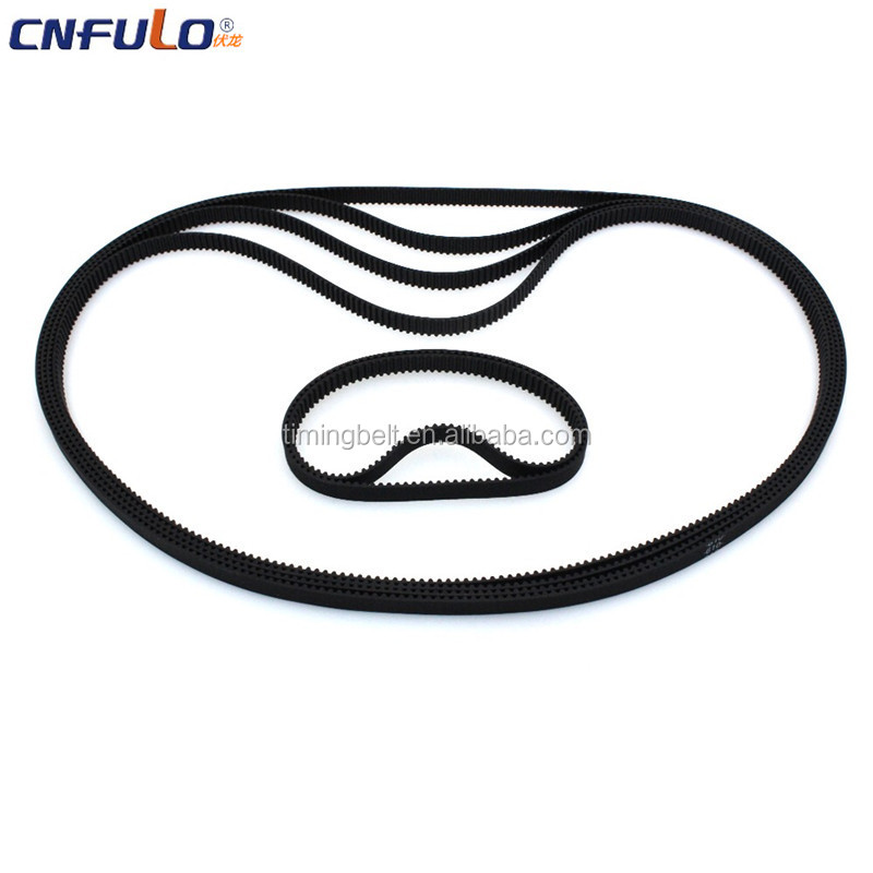rubber flat belt for electric cable 810FL inside length