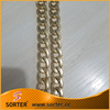 Curb Chain Aluminum Link Supplies Findings for Jewelry Design