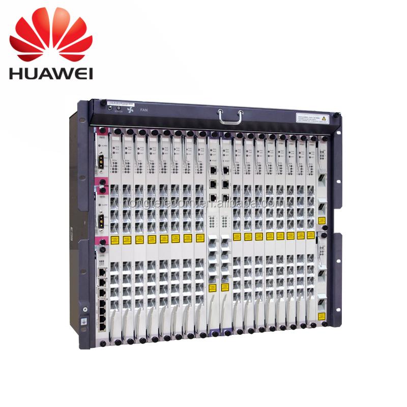 Ma5608t Olt Ma5683t Sfp Modules For Ma5680t Original Hua Wei 16 Ports Gpon Board With 16 Pcs Gpfd Class C
