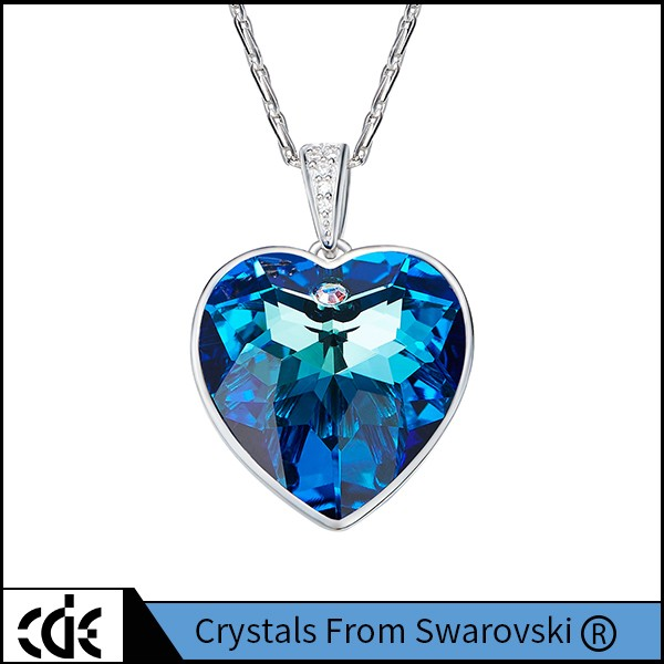 Wholesale Fashion Imitation Pendant Necklace Turquoise Jewellery