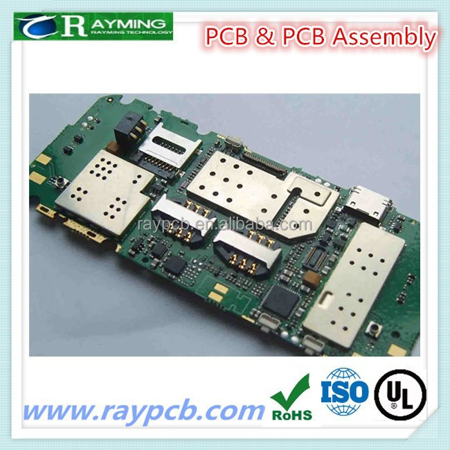 For blackberry mainboard motherboard/10layers phone pcb board