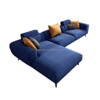 Asian Style Sofa Modern Corner Sofa