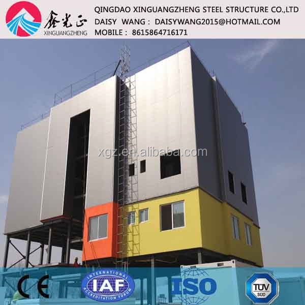pre engineered steel building for feed mill