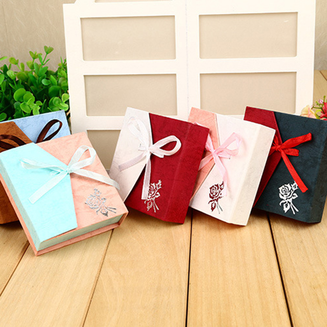 High end gift box wholesale beads bracelets print carton jewelry gift case