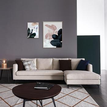 New Models White Fabric Sofa Set Small Size Buy Sofa Set Fabric