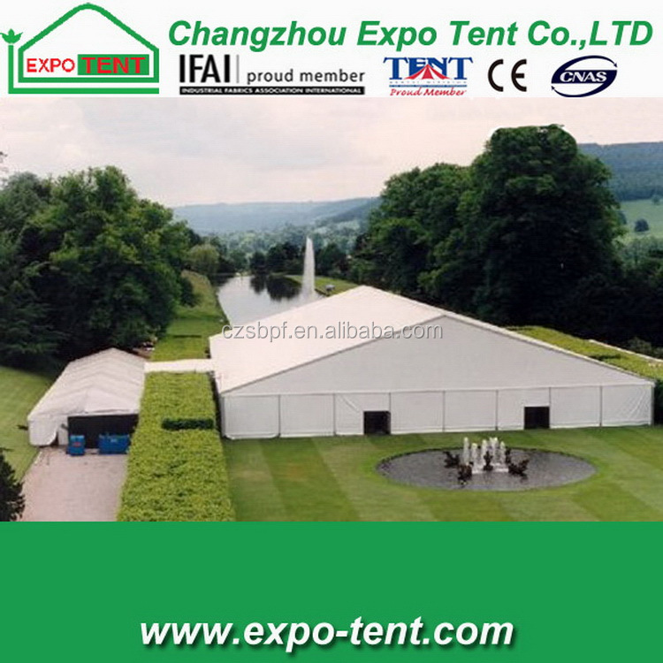 High Capacity Hot Sale Classic Design Curved Roof Marquee Tent ...