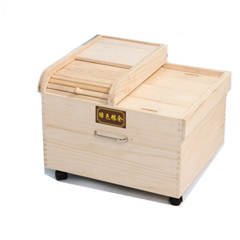 New Design Whole Wooden Box Rice
