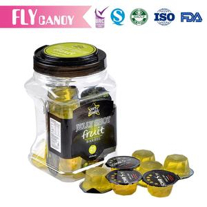 Jar Packed 34g Fruit Flavor Vodka Jelly Shot With 12% Alc/Vol
