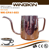 Filter drip type used directly on IH range/gas/ or electric stoves chinese pour over kettle