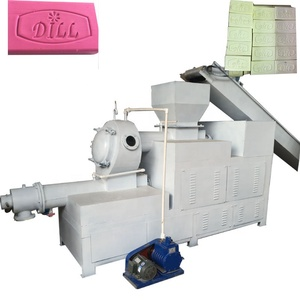Different Capacity Hotel twin worms soap extruder/soap plodder/soap extruding machine